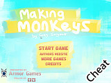 製作猴子:修改版(Making Monkeys Cheat)
