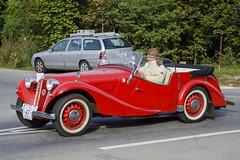 Aero 30 Sport (1938) (The Adventurous Eye) Tags: classic car sport 30 race climb do hill 1938 brno rallye aero závod soběšice vrchu brnosoběšice