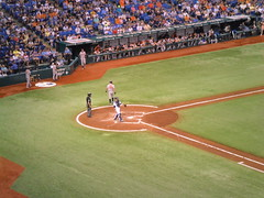 SAM_5547 (arctic_whirlwind) Tags: baseball tampabay baltimore rays orioles 2012 jimthome tropicanafield thome tampabayrays