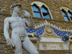 "A Florence Icon since the 16th Century - ""David"" by Michelangelo (Frans.Sellies) Tags: italien italy david heritage naked nude geotagged penis florence italia unescoworldheritagesite unesco worldheritagesite firenze toscana michelangelo toscane renaissance unescoworldheritage italie worldheritage florenz weltkulturerbe whs toskana florens palazzovecchio patrimonio worldheritagelist welterbe kulturerbe patrimoniodelahumanidad heritagesite unescowhs patrimoinemondial werelderfgoed vrldsarv  heritagelist  werelderfgoedlijst verdensarven p1010242          kingofkingsandlordoflords rexregumetdominusdominantium blinkagain geo:lat=437710332 geo:lon=11248000600000069"