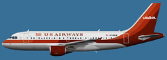 Forgotten Retro (Winglet Photography) Tags: cactus plane airplane traffic aircraft gone historic retro airline airbus airlines ai airliner usair usairways flightsim flightsimulator fs2004 a319 fs9 wingletphotography georgewidener georgerwidener prototypefreelancing
