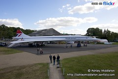 G-BBDG Concorde (Ashley Middleton Photography) Tags: county aircraft aeroplane surrey concorde weybridge aviationday brooklandsmuseum gbbdg unknown1371020mm aircraftpark
