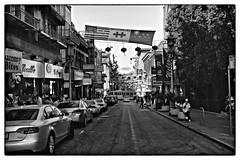 Chinatown (San Francisco) (I) (manuela.martin) Tags: sanfrancisco california leica blackandwhite bw usa chinatown sfo architektur monochrom unionsquare grantstreet kalifornien challengeyouwinner schwarzundweis leicamonochrom