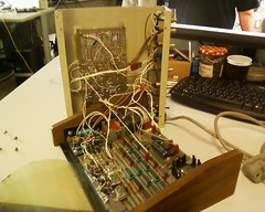 Original case inside (Nicoo DIY) Tags: analog mono diy synth instrument mutable anushri sdiy