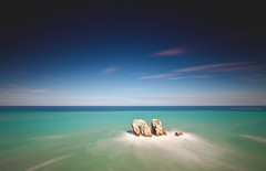 [184] (.:: christer.leidolph ::.) Tags: longexposure blue azul spain cantabria losurros