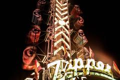 Zipper (nibrjosa) Tags: county carnival long fair barry rides exposures