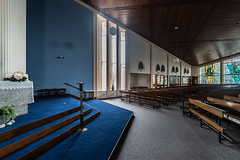INTERIOR SHOTS OF SAINT PATRICKS CHURCH [FOR MY SECOND SESSION I HAD SOME FUN USING A 15mm LENS]-119921 (infomatique) Tags: galway interior church saintpatricks voigtlnder15mm ultrawideangle lens williammurphy sony a7rm2 ireland infomatique zozimuz fotonique