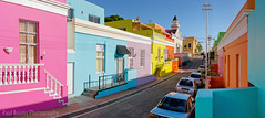 Bo-Kaap Panorama (Panorama Paul) Tags: paulbruinsphotography wwwpaulbruinscoza southafrica westerncape capetown bokaap chiappinistreet 50portraitscapetown nikond800 nikkorlenses nikfilters panorama