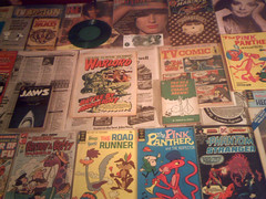 1970's : (Retro King) Tags: 1975 retro comicbooks 1976 comics paperbacks 1974 magazines 1970s newspapers vintage archive records vinyl collectables