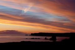 Dawn, Bonavista, East Coast Newfoundland (klauslang99) Tags: dawn nature naturalworld northamerica newfoundland sunrise coast shores atlantic ocean klauslang