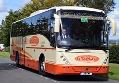 L15GWY  Grayway, Wigan (highlandreiver) Tags: l15gwy l15 gwy grayway coaches wigan lancashire jonckheere bus coach gretna green scotland scottish
