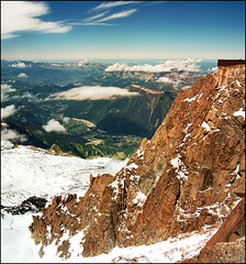 Endless view (Katarina 2353) Tags: landscape alps mountain france chamonix katarina2353 katarinastefanovic film nikon
