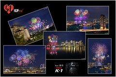 NDP 2016 Firework collection (Ken Goh thanks for 2 Million views) Tags: ndp 2016 fireworks collection colorful lighting evening blue sky reflection kallang river water smooth nopeople pentax k1 full frame sigma 1020 fa28