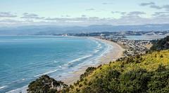 Ohope Beach (Kiwi-Steve) Tags: nz newzealand bayofplenty ohope ohopebeach landscape sea beach nikon nikond7200