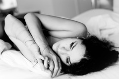 Lea (macal1961) Tags: intimate portrait female women beauty beautiful constrained tied restricted