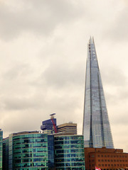 View from the Tower of London, The Shard (photphobia) Tags: london uk southwark southbank thames thamesbank river city cityhall shard theshard skyscraper skyline oldwivestale architecture buildings building buildingsarebeautiful water outdoor sky cloud cloudy clouds