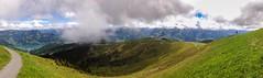 gras, clouds'n alps (jimx9999) Tags: schmitten salzburg sterreich schmittenhhe austria zellamsee zellersee kitzsteinhorn clouds wolken