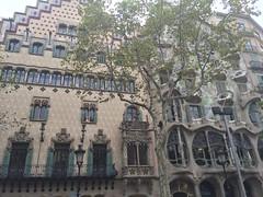Casa Batll, Barcelona, Spain (apparently.april) Tags: casabatll barcelona spain antonigaud architecture modernism modernisme