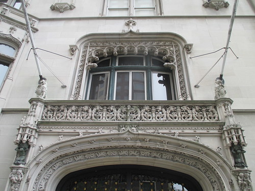 Front Door The Harry F Sinclair Oil Mansion 4721