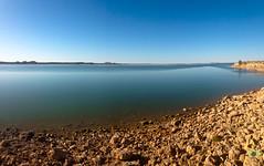Au milieu du Sahara, apparat le barrage de Djorf Torba (Ath Salem) Tags: algrie bchar taghit beni abbes kenadsa barrage djorf torba dsert sahara tourisme dcouverte palmeraie           dunes zousfana saoura