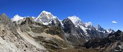 Panorama sur la cordillère Huayhuash (HimalAnda) Tags: peru pérou huayhuash cordillère cordillera panorama panoramique panoramic pano paysage landscape andes montagnes mountains canoneos70d eos70d stéphanebon