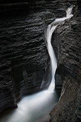 Sidewinder (Brian Truono Photography) Tags: newyork statepark watkinsglen canyon carve curve erosion flow geological geology gorge landscape liquid longexposure motion natural nature rock shale shaped sidewinder stone stream twist water waterfall unitedstates us