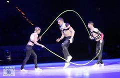 Jump Rope - Rope Skipping 12 (Enjoy my pixel.... :-)) Tags: action sport turnen event gymnastik gymnastic sexy woman girl nice hamburg o2world 2016 festivalderturnkunst deutschland