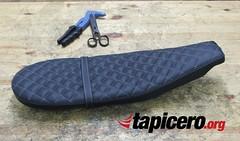 fabricar-asiento-moto-brat-style (Tapizados y gel para asientos de moto) Tags: asiento moto fabricar bratstyle scrambler tapizar