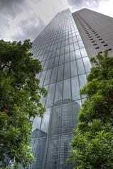 Skyscrappers (mjoseserrano) Tags: nagoya japon skyscrapper reflejos