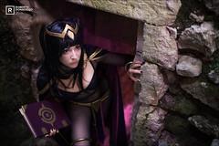 Tharja - Shanna (Roberto Donadello) Tags: shanna tharja cosplay cosplayer polcenigo castello magic magia book videogame game gioco videogioco