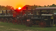 Threshers Eve (dlholt) Tags: midwest mountpleasant iowa steam steamengine laborday labordayweekend mtpleasant threshers steelwheels threshersreunion oldthreshersreunion oldthreshers mountpleasantia