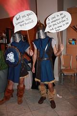 IMG_4641 (bazooked1) Tags: atlanta costume dragon cosplay guards con dragoncon 2012 skyrim