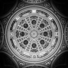 Basilica of St. Josaphat Dome (nixter) Tags: church canon basilica patterns shapes holy dome cheers chuck ornate chucked fav10 cheers2 basilicaofstjosaphat chuck2 chuck3 5dmarkii chuck4 cheers3 cheers4 cheers5 cheers6 cheers7 cheers8 chuck6 chuck9 chuck5 chuck7 chuck8 chuck10