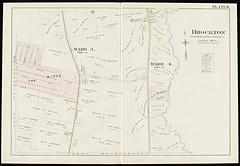 Atlas_Mass_Brockton_1898_0022 (State Library of Massachusetts) Tags: massachusetts atlas brockton