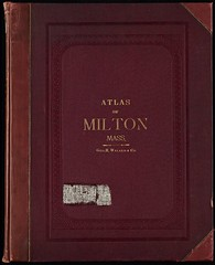 Atlas_Mass_Milton_1905_0001 (State Library of Massachusetts) Tags: massachusetts atlas milton