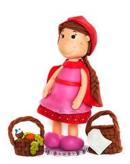 chapeuzinho vermelho (Simone Bemerguy) Tags: vermelho biscuit beleza aniversrio belm portarecados lembrancinha chapuzinho topodebolo