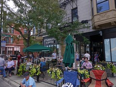 Renegade Craft Fair 2012 Chicago (masMiguel) Tags: wickerpark chicago illinois starbucks renegadecraftfair microfourthirds panasoniclumixdmcg5 lumix14mm25lens