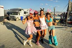 The bunny party (Tom_Stahl) Tags: man tom playa burningman blackrockcity burning 2012 stahl tomstahl bojon fertility20