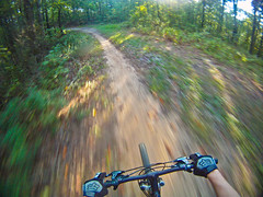 317/365 (Bradley Nash Burgess) Tags: bike bicycle project nc mountainbike northcarolina biking mtb 365 tsali project365 gopro 365project