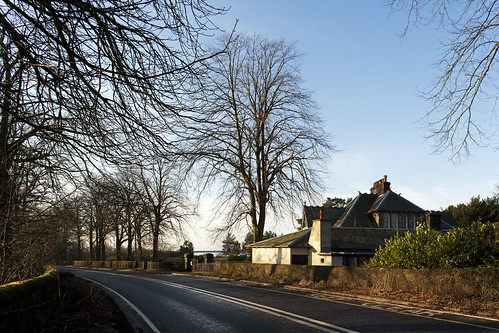North Lodge, Milngavie by studioKAP chartered architects