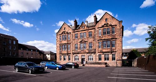 Burgh Business Centre  by The McLennan Partnership Ltd