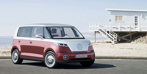 Comeback of an Automotive free Spirit: World debut of new Bulli by Volkswagen in Geneva