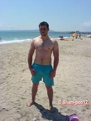 kerem-3 (Sham-poo12 -Turkish Guys) Tags: man hot sexy feet foot muscle muscular candid chest sweat barefoot hulk gym turkish kas turkishman gymguy
