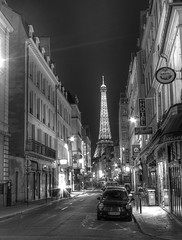 Paris night scene (JorisDierickxx) Tags: paris france tower tour eiffel eifel