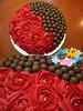 كيكة المالتيزرز (Heavenly Sweets ☁) Tags: cakes cup floral cake colorful chocolate sweets heavenly qatar maltesers عبدالله كيك قطر أم فراولة زخارف توزيعات شوكولا كب