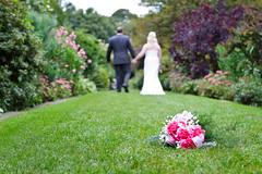Philomena & Roger (Michael Savage) Tags: wedding manchester bokeh greenery bouquet shrubbery weddingphotographer weddingphotography 2470 canon7d