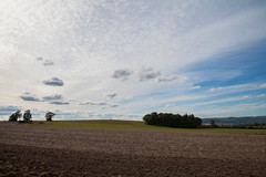 Strange clouds (patrickmonahan) Tags: world blue ireland cloud white colour nature field weather clouds rural canon landscape countryside exposur