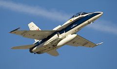 NASA TF-18A N852NA (Code20Photog) Tags: california fighter force space air flight jet nasa research shuttle boeing douglas facility edwards base mcdonnell fa18 dryden n852na tf18a buno151217