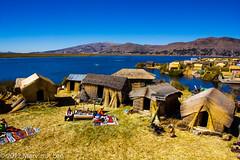 Lake Titicaca (Marvin J. Lee) Tags: lake peru titicaca totora lago altiplano puna puno
