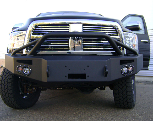 dodge ram 2500 bumpers
